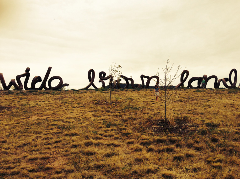 National Arboretum — Canberra